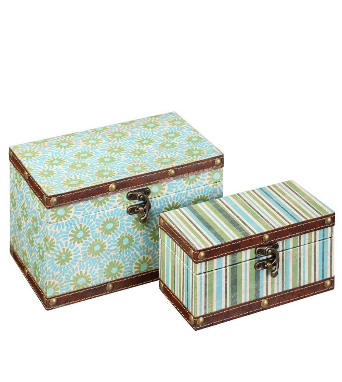 Set de 2 cajas