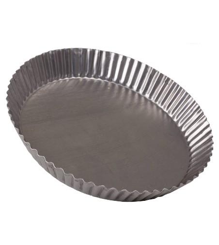 Reloj gris metal sobremesa