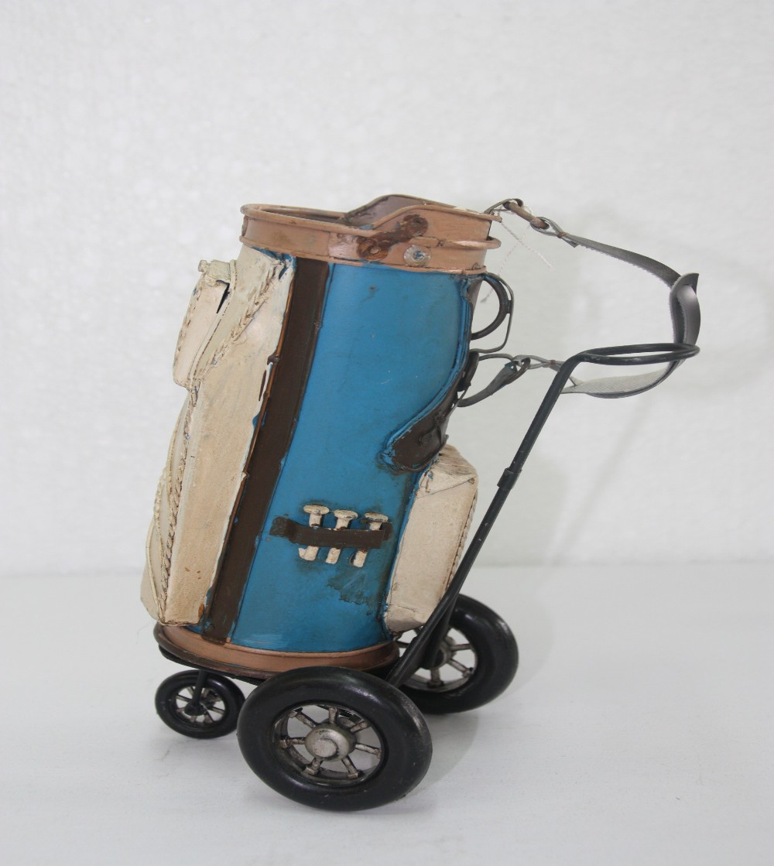 Miniatura carrito golf
