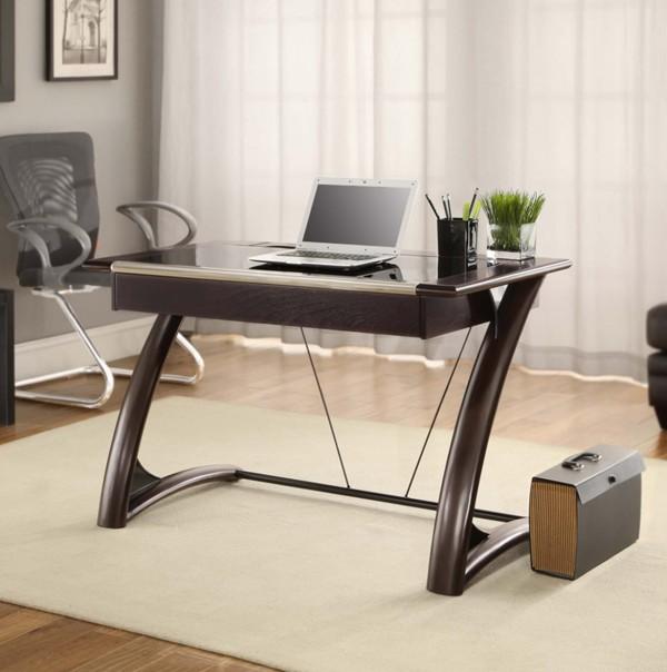 Una oficina es un salón destinado al trabajo.